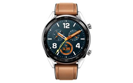 Huawei Watch GT Classic stříbrné (55023257)
