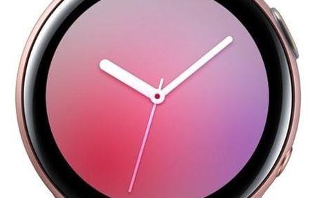 Samsung Galaxy Watch Active2 40mm růžové (SM-R830NZDAXEZ)