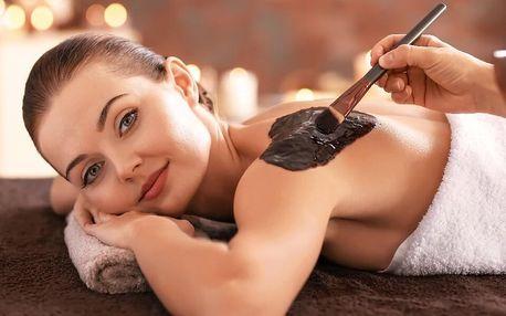 Breussova nebo čokoládová masáž v délce 60 minut
