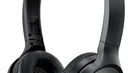 Sluchátka Panasonic RP-HF410BE-K černá (RP-HF410BE-K)