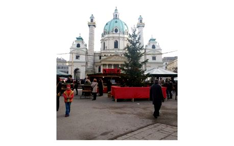 Vídeň - jednodenní adventní zájezd, Vídeň