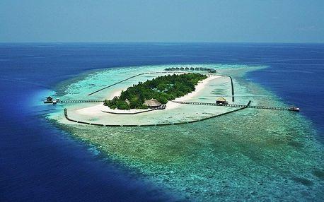 Maledivy letecky na 10 dnů