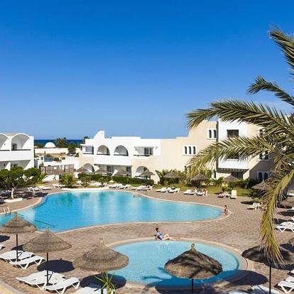 Tunisko - Hammamet na 8 dní, all inclusive s dopravou letecky z Katowic