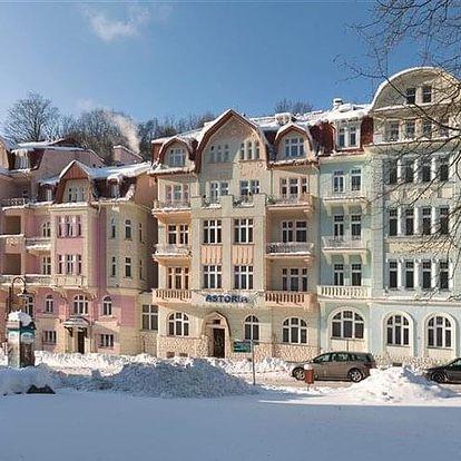 Jáchymov - hotel ASTORIA, Česko