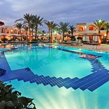 Egypt - Sharm el Sheikh letecky na 8-18 dnů