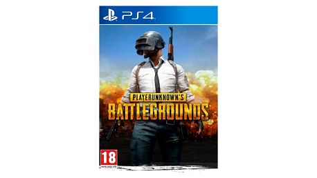 Sony PlayStation 4 PlayerUnknown's Battlegrounds (PS719787914)