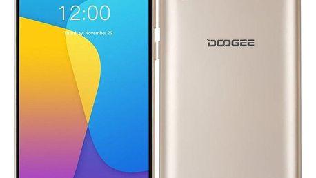 Doogee X90 zlatý (DGE000399)