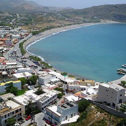 Řecko - Kréta letecky na 8 dnů, polopenze