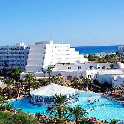 Tunisko - Hammamet letecky na 8-15 dnů
