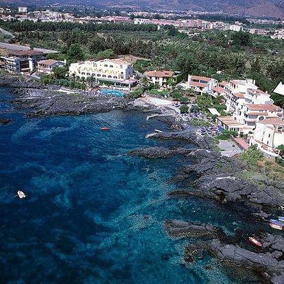 Itálie - Sicílie na 8 dní, snídaně s dopravou letecky z Katowic, Sicílie