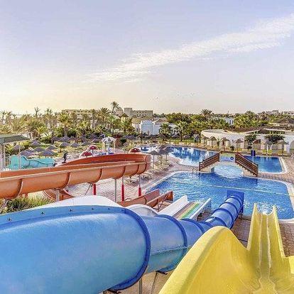 Tunisko - Djerba na 7 až 9 dní, all inclusive s dopravou letecky z Katowic nebo letecky z Prahy, Djerba