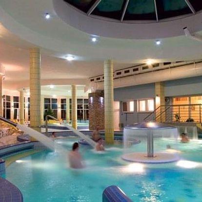 Dunajská Streda, Hotel Thermalpark*** propojený s rekreačním centrem