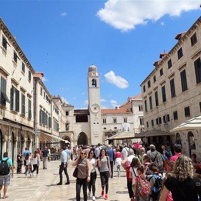 Chorvatsko - Dubrovník na 4-8 dnů