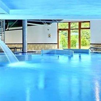 Kudowa-Zdrój, Hotel Verde Montana Wellness & SPA**** v centru lázeňského městečka