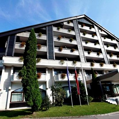 Slovinsko - Bled na 3 dny, polopenze