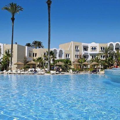 Tunisko - Djerba na 8 až 9 dní, all inclusive s dopravou letecky z Prahy nebo letecky z Katowic, Djerba