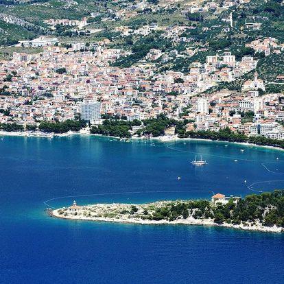 Chorvatsko - Makarska na 7-10 dnů