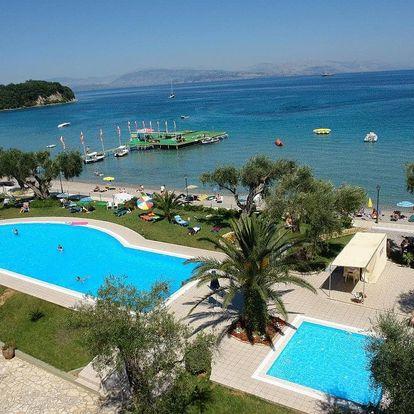Řecko - Korfu na 8 až 11 dní, polopenze nebo all inclusive s dopravou letecky z Prahy, letecky z Brna nebo letecky z Ostravy, Korfu