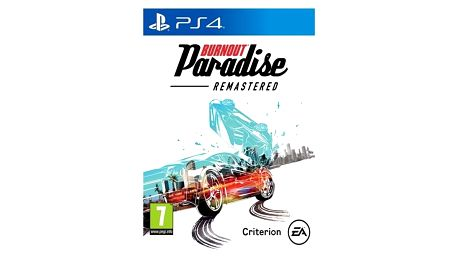 EA PS4 Burnout Paradise Remastered (EAP407710)