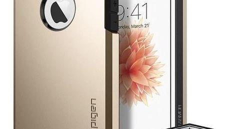 Spigen Tough Armor Apple iPhone 5/5s/SE - champagne gold (041CS20252)