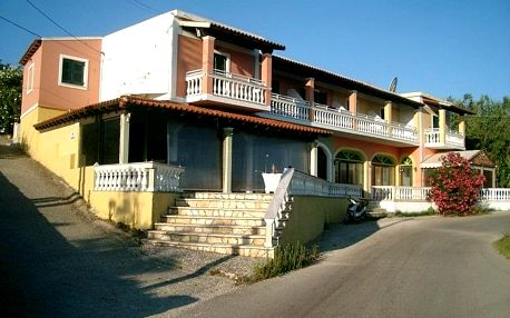 Řecko - Korfu na 11-17 dnů