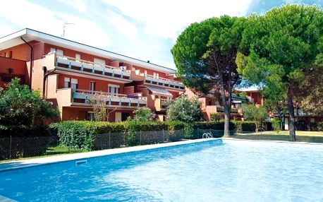 Itálie - Bibione na 6-8 dnů