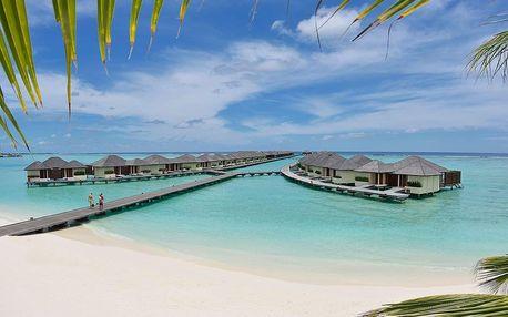 Maledivy - Severní Atol Male na 9 až 10 dní, polopenze s dopravou letecky z Prahy, Severní Atol Male
