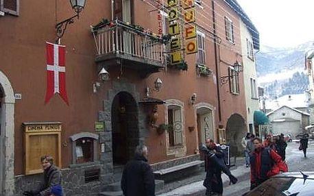 Itálie - Bormio na 4-6 dnů, snídaně v ceně