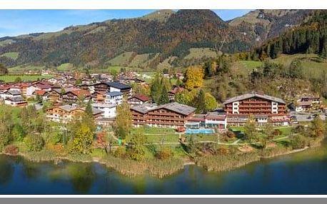 Rakousko - Tyrolsko na 4 dny, polopenze, Tyrolsko