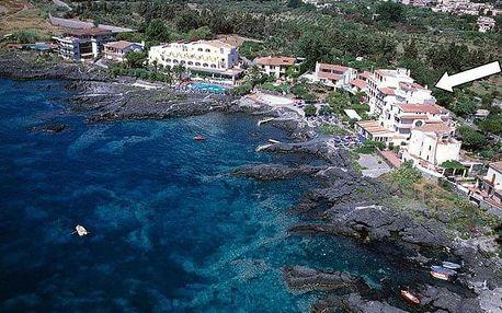 Itálie - Sicílie na 8 dní, snídaně, Sicílie