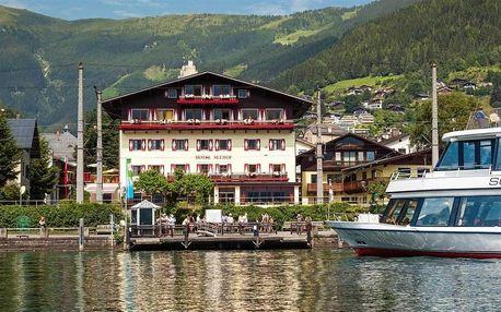Rakousko - Kaprun - Zell am See na 3-6 dnů, snídaně v ceně