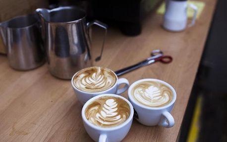 Kurz latte art