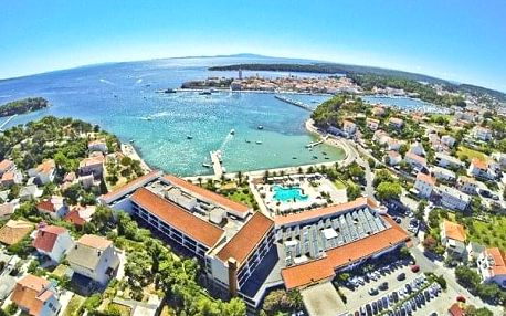 Chorvatsko - Rab na 8-10 dnů