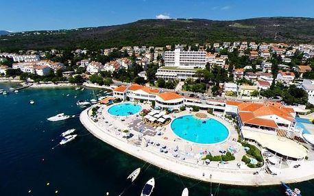 Chorvatsko - Kvarner na 7-10 dnů, polopenze