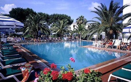 Itálie - Ischia letecky na 8-11 dnů, polopenze