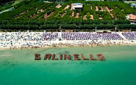 Itálie - Palmová riviéra na 8-14 dnů