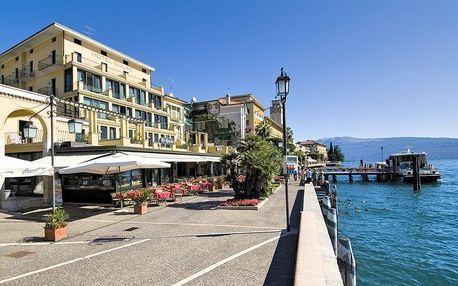 Itálie - Lago di Garda na 4 dny, snídaně v ceně