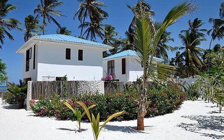 Zanzibar - Indigo Beach Zanzibar (Bwejuu) na 9 dní, snídaně s dopravou letecky z Prahy