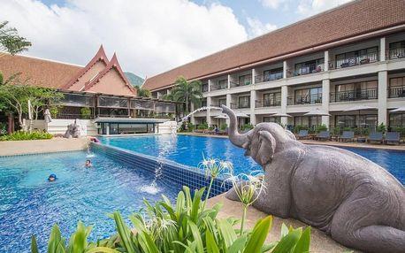 Thajsko - Phuket na 9 až 10 dní, snídaně s dopravou letecky z Prahy, Phuket