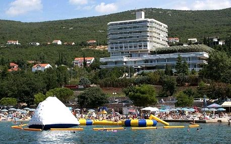Chorvatsko - Crikvenica na 7 až 10 dní, polopenze s dopravou autobusem, Crikvenica