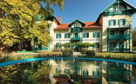 Slovinsko - Slovinské lázně na 4 dny, polopenze