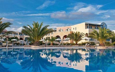 Řecko - Santorini letecky na 8 dnů