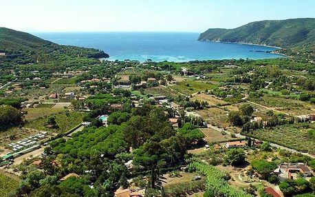 Itálie - Elba na 8-14 dnů