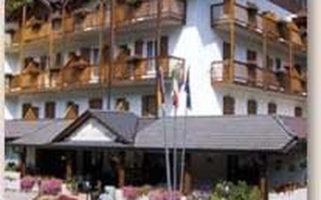 Itálie - Paganella na 4-5 dnů, polopenze