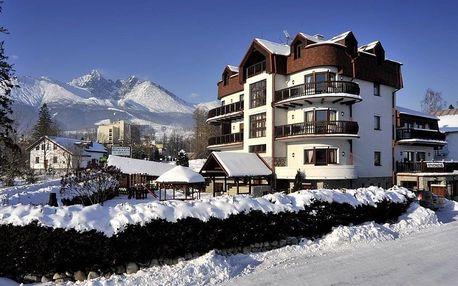 Tatranská Lomnica na 4-8 dnů