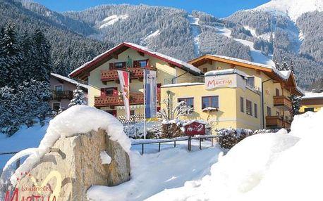 Rakousko - Kaprun / Zell am See na 4 až 6 dní, snídaně, Kaprun / Zell am See