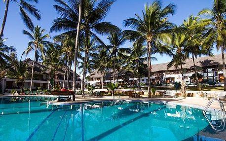 Zanzibar - Uroa na 9 dní, snídaně s dopravou letecky z Prahy