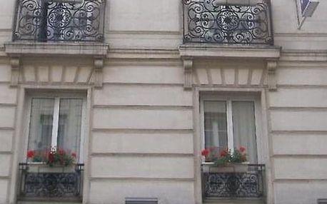 Francie - Paříž letecky na 2-4 dny, snídaně v ceně