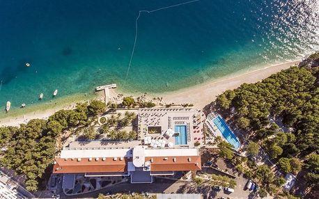 Chorvatsko - Tučepi na 4 až 9 dní, polopenze s dopravou letecky z Ostravy, Tučepi
