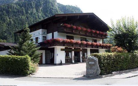 Rakousko - Kaprun - Zell am See na 4-6 dnů